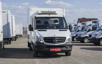 Рефрижератор Mercedes Sprinter 313 -29