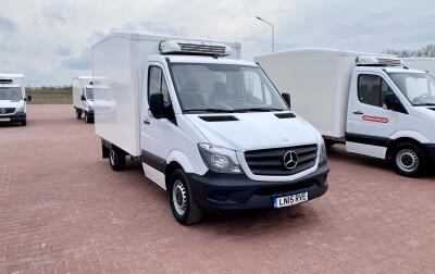 Купуйте Mercedes-Benz Sprinter 313 груз. REF -32/+25 220 V  Без пробігу по Україні, Гарантія, Повна діагностика, Перегон по всій Україні